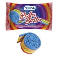 VID53 VIDAL RAINBOW  ROLLA BELTA x24